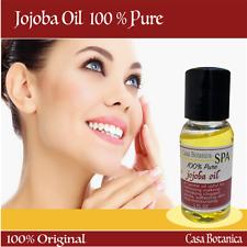 Golden Jojoba Oil 1oz Aceite Jojoba 100% Puro Original La Realmente milagrosa