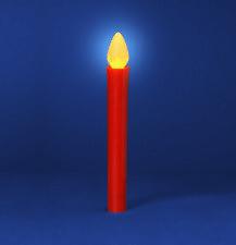 Flecha Roja Luz Led Vela Rojo Lámpara lámparilla Adviento de Navidad 4 pc.