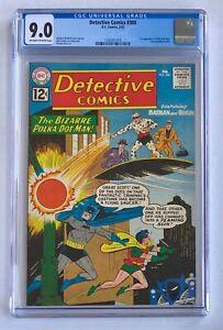 Detective Comics #300 CGC 9.0 1st app of Polka-Dot Man Suicide Squad