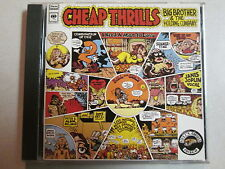 BIG BROTHER & THE HOLDING COMPANY CHEAP THRILLS SACD JANIS JOPLIN BONUS TRKS OOP