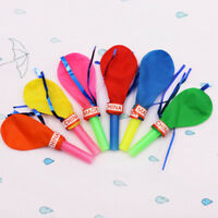 50Pcs Whistle Balloon Children's Vocal Toys Party Supplies