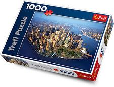 Trefl Puzzle 1000 Teile New York (10222) Städte