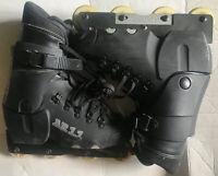 Vintage Oxygen AR31 Aggressive Freestyle Inline Skates Roller Blades size 9 mens