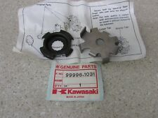 NOS KAWASAKI KZ1000 CSR LTD GPZ1100 KZ1000J FRONT SPROCKET STOPPER & WASHER KIT