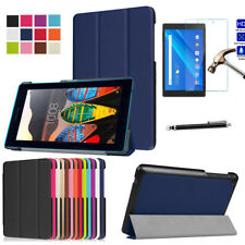 Smart Magnetic PU Leather Shockproof Stand Case For Lenovo TAB 4 8.0 TB-8504N/ F