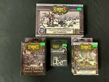 Hordes - Skorne + 2 Kits Praetorians,Paingiver Tormentor LOT SEALED