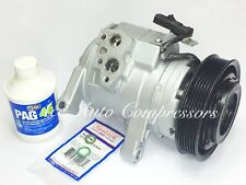 2004-2007 Dodge Dakota 3.7L & 4.7L  Reman A/C Compressor 1 Yr Wrty.