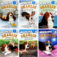 I Can Read Level 1 Charlie the Ranch Dog Where's the Bacon? +by Ree Drummond 6Bk