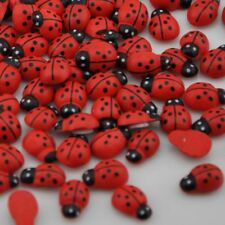 Mini 16mm Accessories Little Decoration Sewing Plastic Buttons Beetle