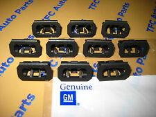 10 Chevy GMC Front Grille Retainer Clip OEM Genuine GM  Set of 10