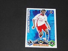 PITROIPA HAMBURG HSV TOPPS MATCH ATTAX PANINI FOOTBALL BUNDESLIGA 2010-2011