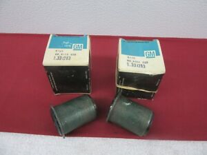NOS 1971-1980 GM Front or Rear Lower Control Arm Bushings (2) GM 331283 dp