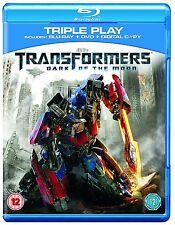 Transformers 3  Dark Of The Moon - BluRay+DVD+Digita Copy - NEU in Folie - 1672