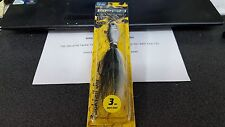 1 Spro PRIME Bucktail Jig DARK SHAD 3oz. DISCOUNT FOR 2 OR MORE