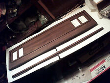 "Kawai Organ 26 1/2"" Wooden Sheet Music Holder/Stand w/Hinges, Spring Foot & Stop"