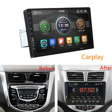 "Universal 9"" 1Din Car Stereo Radio MP5 Player FM TouchScreen for iPhone Car Play"