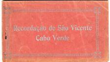 More details for  booklet 12 postcards sao vincente cabo verde cape verde st vincent al435