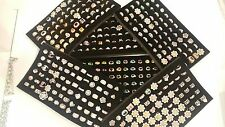 Lot of 100 grams of sterling silver 925 rings all assorted resale wholesale bulk