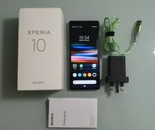 Sony Xperia 10 64GB Smartphone Boxed (Black) (EE NETWORK)