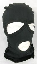 Russian Army Spetsnaz Balaclava Military Face Mask Cotton Black New
