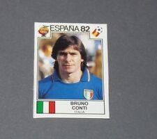 BRUNO CONTI ITALIE ITALIA ESPAÑA 82 RECUPERATION PANINI FOOTBALL ESPAGNE 1982 WM