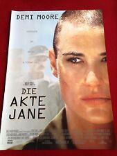 Die Akte Jane Kinoplakat Poster A1, Demi Moore, G.I.Jane, Ridley Scott