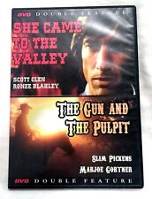 Double Feature: She Came to the Valley, The Gun and the Pulpit (Full Screen)