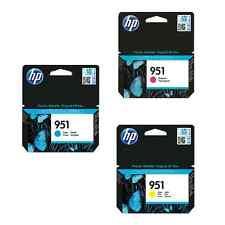 ORIGINAL HP Patronenset Nr.951 CN050AE MHD abgelaufen cyan gelb magenta NEU