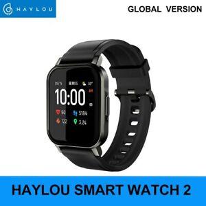 Unisex Haylou LS02 SMART WATCH BLUETOOTH OROLOGIO Pedometro ANDROID E IOS