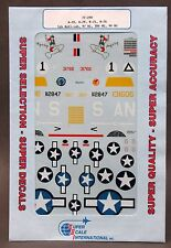 1/72 SuperScale Decals 72-280 A-20; B-24; B-25; B-26 mint in package
