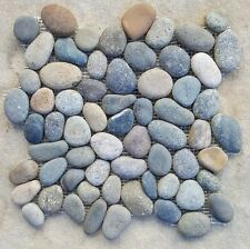 Pebble Mosaic Tiles-EARTHY MIXED  -Sold per m2- 100 m2 plus available