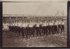 Lyon 1926 Fêtes de la Jeunesse Gymnastique Sport France Photo n5 Vintage