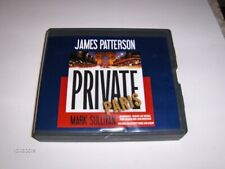 Audio Books on CD,  Private (Paris) by  James Patterson