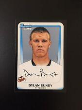 2011 Bowman Dylan Bundy Prospect Orioles