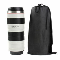 F2.8 Stainless Mug 400ML Coffee Tea Cup Thermos Camera 70-200mm Lens Lid