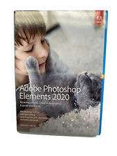 Adobe - Photoshop Elements 2020 - Mac|Windows