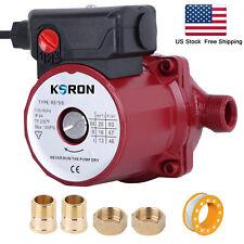 NPT 3/4'' Hot Water Recirculating Pump 115V Domestic Circulation/Circulator Pump