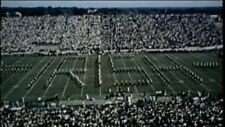 1965 Notre Dame @ Purdue College Football DVD w/Sound GRIESE Free Shipping