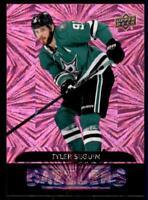 2020-21 UD Series 1 Dazzlers Pink #DZ-15 Tyler Seguin - Dallas Stars