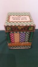 The Punch and Judy Box - Novelty Box Set Holding 4 Books 1931