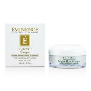 NEW Eminence Bright Skin Masque - For Normal to Dry Skin 60ml Womens Skin Care
