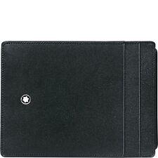 MONTBLANC Meisterstück Etui 4cc mit Ausweisfach / Credit Card Holder, 2665, NEU
