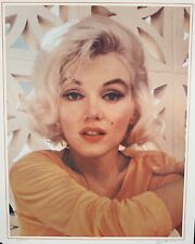 """Marilyn Monroe lithograph, Hand Signed, George Barris, """"Ethereal Pleasure"""""""