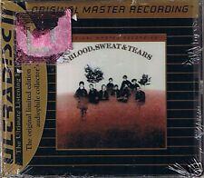 Blood, Sweat & Tears Same MFSL Gold CD Neu OVP U II Sea