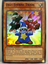 YU-GI-OH - 1x tre stelle Trion-ZTIN - 2013 Zexal Collection Tin-SUPER RARE