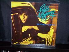 "EDDIE MONEY THE LOVE IN YOUR EYES - RARE AUSTRALIAN 7"" 45 VINYL RECORD P/S"