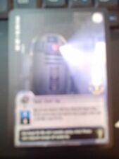 Star Wars Jedi Knights Scum & Villainy TCG 44R R R2-D2 My Little Friend 1st Day