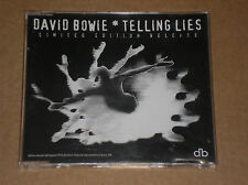DAVID BOWIE - TELLING LIES - CD SINGLE LIMITED EDITION