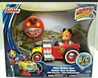 Disney Junior Mickey and the Roadster Racers RC Car Age 3+ New