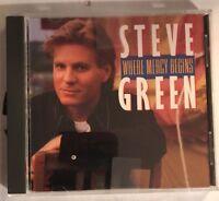 Where Mercy Begins 1994 by Green, Steve